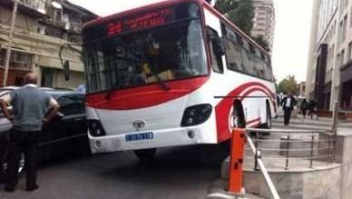 Bu şəxslərə sərnişin avtobusu sürmək qadağan edildi - Qanunda dəyişiklik