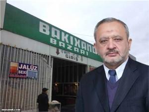 """""""Bakıxanov"""" Ticarət Mərkəzində gərginlik azalmaq bilmir"""