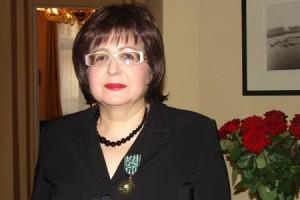 Image result for Mədəniyyət nazirinin müavini Sevda Məmmədəliyeva