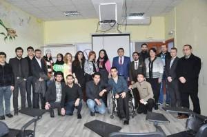"""""""Sevincli ümidlər"""" Uşaq və gənclərə dəstək İB-dən orijinal tədbir…"""