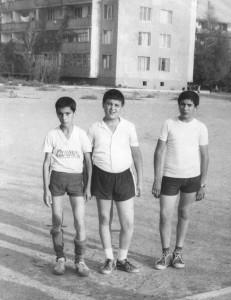 Edalet, Seymur, Rovshen 23.10.1986