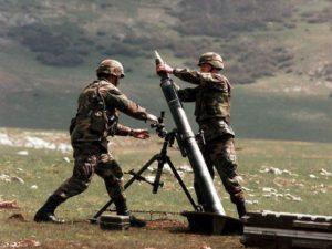 Ordumuz döyüş təlimləri keçirir